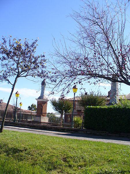 Pelleport (31): le monument aux morts