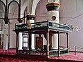 Lefkoşa Selimiye-Moschee (Sophienkathedrale) Innen Langhaus 3.jpg