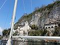 Leggiuno - Eremo di Santa Caterina del Sasso - Lago Maggiore - panoramio.jpg