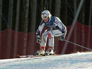 Leif Kristian Nestvold-Haugen Norwegian alpine skier