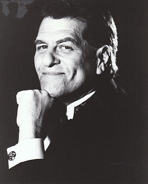 Len Barry - Barry in 1990