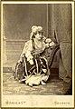 Lenka Hazic u kostimu Anđelije, 1884.jpg