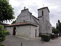 Les Gonds (Charente-Maritime) église 02.JPG