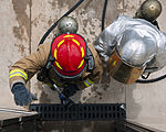 Less water, more pressure yields savings and safer firefighting 130425-F-QX786-135.jpg