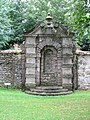 Levens Hall Garden Folly - geograph.org.uk - 1447445.jpg