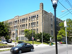 William Levering School is located in Roxborough