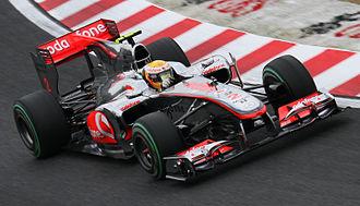 McLaren MP4-25 - Image: Lewis Hamilton 2010 Japan 2nd Free Practice 2