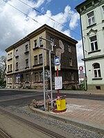 Liberec, Žitavská 3, zastávka Nádraží.jpg