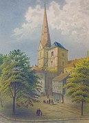 Liebfrauenkirche - Bremen - 1876.jpg