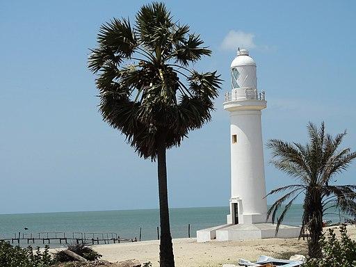 Lighthouse, Talaimannar