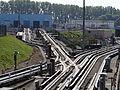 Ligne 1 du métro de Lille Métropole - Garage-atelier des Quatre Cantons (19).JPG