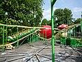 Lille - Les Poussins, Parc de la Citadelle (05).JPG
