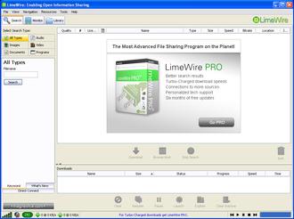 LimeWire - LimeWire 2