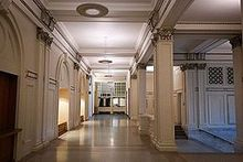 Lincoln Hall Portland Oregon Wikipedia