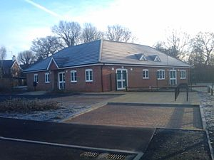 Lindford, Hampshire - Lindford Village Hall
