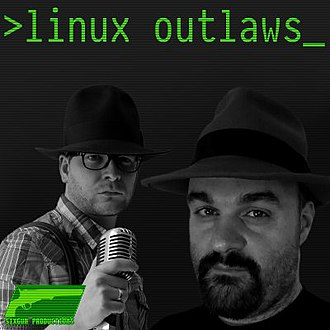 Linux Outlaws - Image: Linux Outlaws coverart 2012