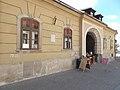 Listed Utl-Nagyfejeő house. - 3 Dobó Street, Eger, 2016 Hungary.jpg