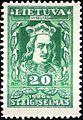 Lithuania 1920 MiNr 78 B002.jpg