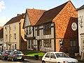 Lloyds Bank, Woodside, High Street, Cranbrook, Kent - geograph.org.uk - 335491.jpg