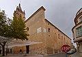 Llubí, desde Ma-3440, Iglesia de San Felio, exterior.jpg