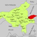 Localització de Tollos respecte el Comtat.png