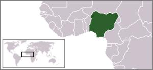 Sitting on a man - Nigeria