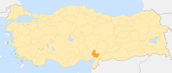 Locator map-Osmaniye Province.png