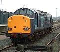 Locomotive stabled Norwich yard - geograph.org.uk - 1663635.jpg