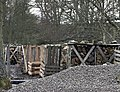 Log storage at Botton - geograph.org.uk - 148495.jpg