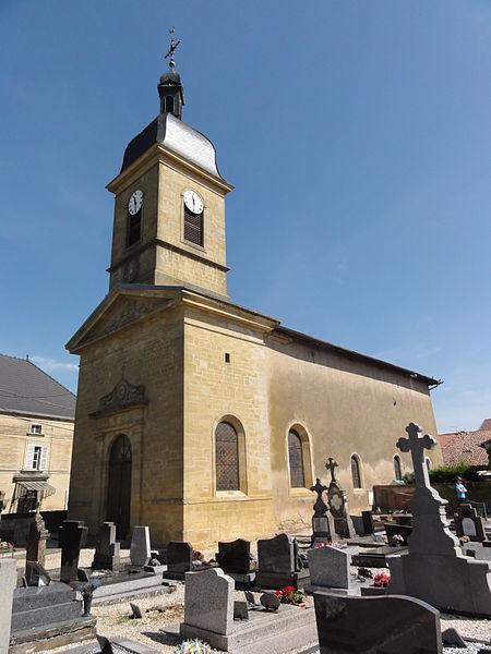 Loison (Meuse) église