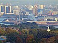 London, view from Shooters Hill, Woolwich Common & Docklands02.jpg