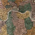 London; Stanford's two-inch map. Coloured lithograph, n.d. ( Wellcome V0013889.jpg
