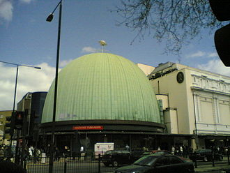 London Planetarium - The Planetarium in 2006