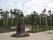 Lone Star Monument and Historical Flag Park