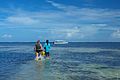 Long walk to the boat (5232680984).jpg