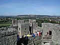 Looking towards California from Ludlow Castle - geograph.org.uk - 89045.jpg