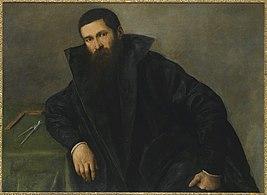 Воображаемый портрет кисти Лотто