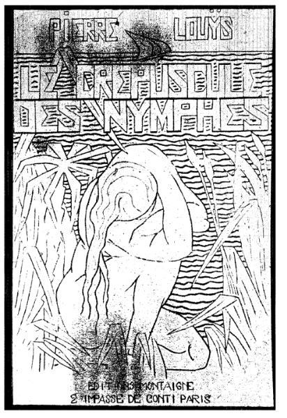 File:Louÿs - Le Crépuscule des nymphes, 1925.djvu