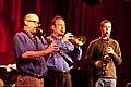 Louis Armstrong Centennial Band at Birdland, New York City (3669687078).jpg