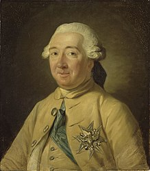 Louis de Noailles, Duke of Noailles (1713-793), Marshal of France, (École Française).jpg