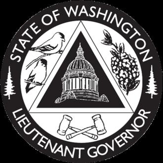 Seal of Washington - Image: Lt Gov Wa Seal