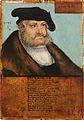 Lucas Cranach d.Ä. - Bildnis Friedrich der Weise, Kurfürst von Sachsen (Klassik Stiftung Weimar).jpg