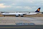 Lufthansa, D-AIHB, Airbus A340-642 (30313480657).jpg