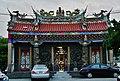 Lugang Lukang Mazu Temple Seitenhalle.jpg