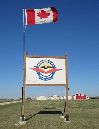 Winnipeg/Lyncrest Airport - Lyncrest Airport, Winnipeg