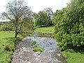 Lyvennet river upstream from Dent bridge - geograph.org.uk - 103455.jpg