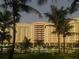 Mövenpick Hotels & Resorts - Mövenpick Ambassador Hotel Accra, Ghana