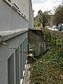 München Waakirchner Straße Bunker Luftschutzbunker Notausgang Ausgang neuhof Fachoberschule.jpg