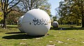 Münster, Skulptur -Giant Pool Balls- -- 2016 -- 2379.jpg