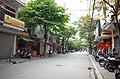 Một phần phố Nguyễn Trãi, đoạn gần Ngã tư Hoàng Hoa Thám - Nguyễn Trãi - Tuệ Tĩnh - Chi Lăng, thành phố Hải Dương, tỉnh Hải Dương.jpg